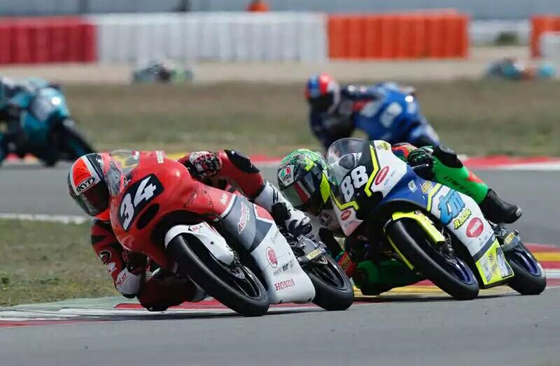 Absen di FIM CEV Le Mans