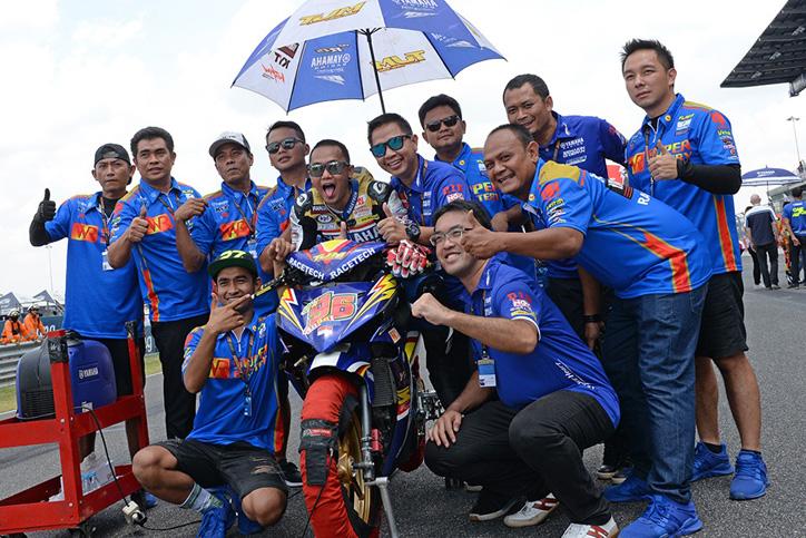 Pembalap Yamaha Racing Indonesia Siap Beraksi di Suzuka Jepang