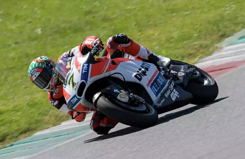 Kembali Ke MotoGP