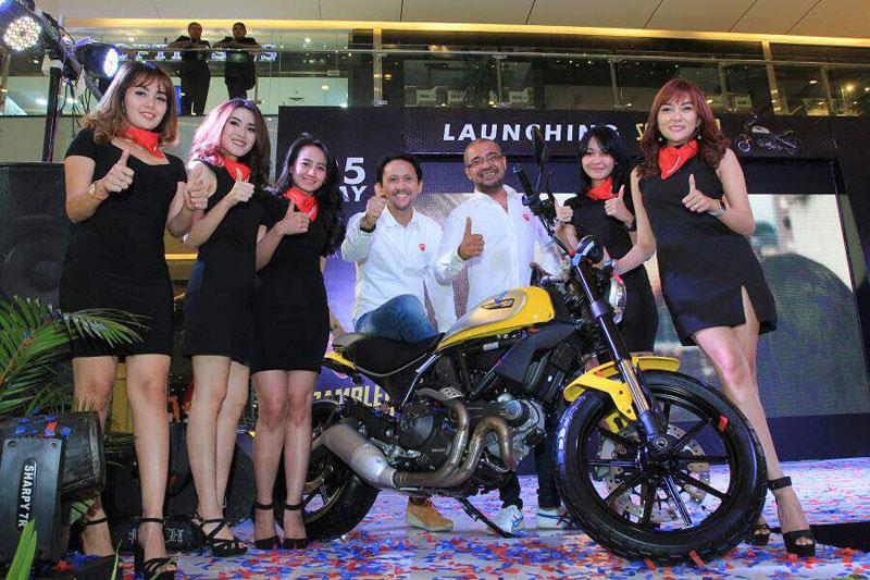 Ducati Indonesia Tambah Diler Resmi di Surabaya