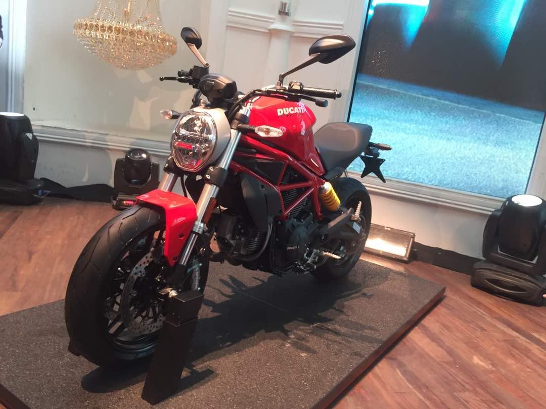 Penjualan Ducati Indonesia