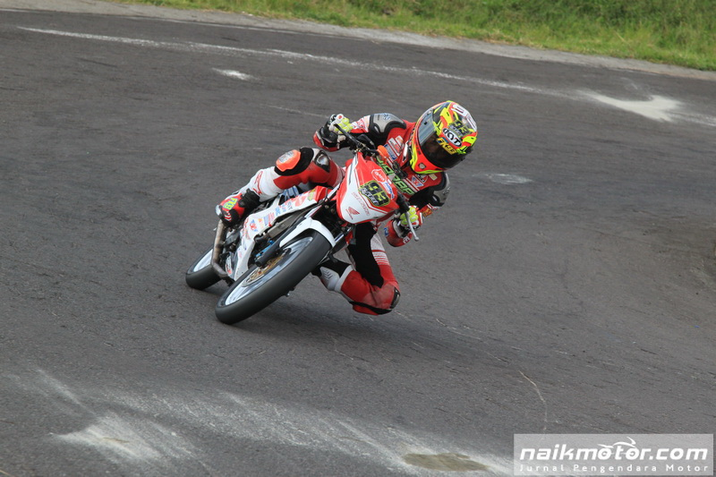 Podium Kejurnas Motoprix Bukit Peusar Tasikmalaya 2017