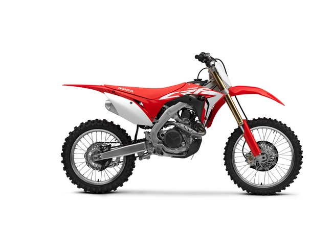 New Honda CRF450R