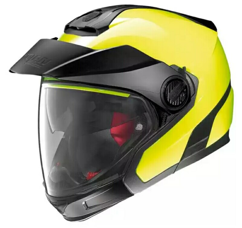 Helm jet crossover