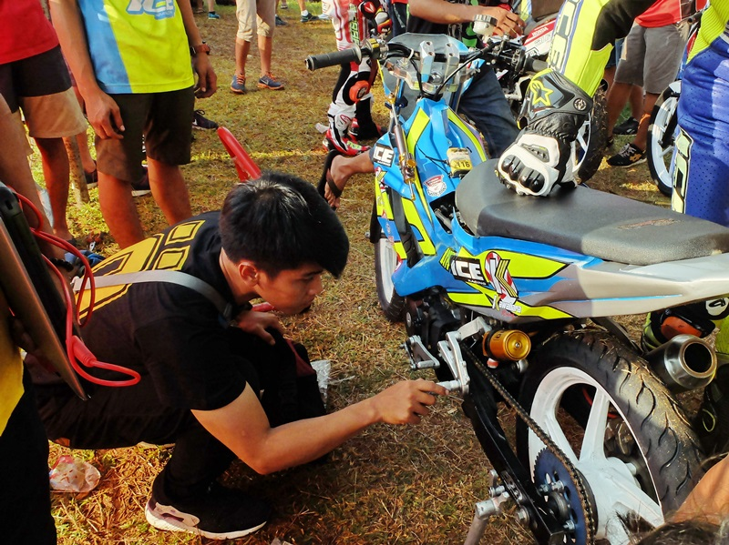 Racing Service Ohlins Indonesia Hadir di Motoprix Subang