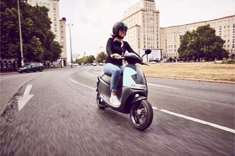 Electric Scooter Sharing