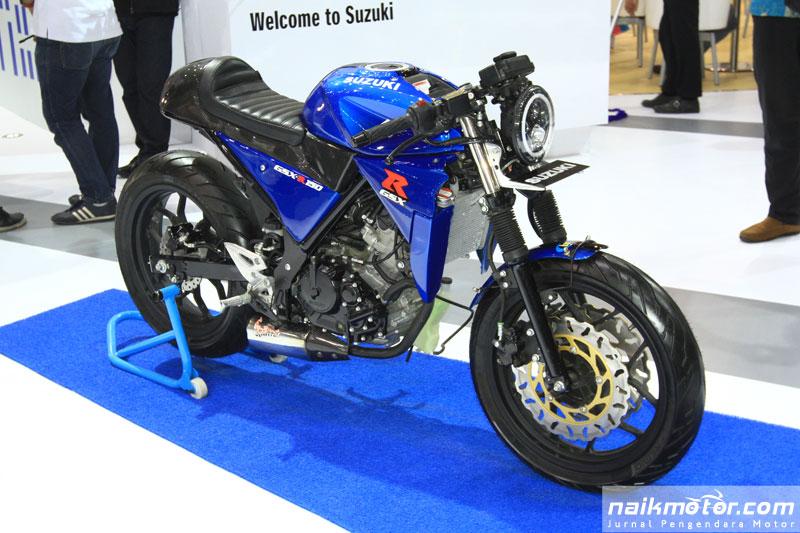 Cafe Racer Suzuki GSX-R 150