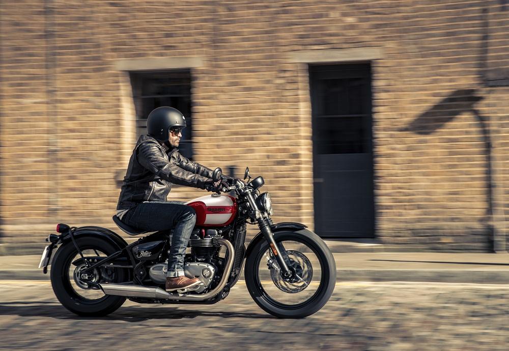 Triumph Umumkan Pilihan Warna Baru Model 2018