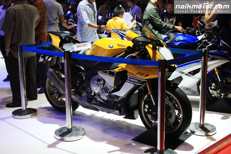 Yamaha R1 Special Edition 60 Years Anniversary