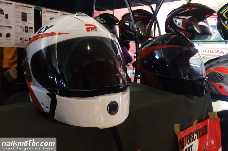 Helm canggih asal korea