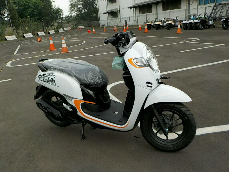 Answer Back System Honda New Scoopy