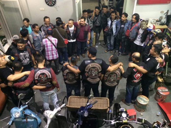 Buka Puasa Bersama BBMC Jakarta Chapter