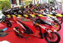 Kontes modifikasi HMC 2017 Manado