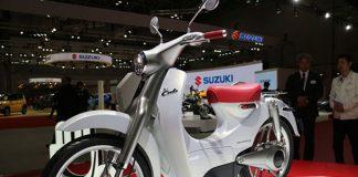 Motor Listrik di Indonesia