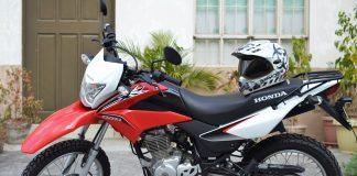 Motor Trail Baru Honda