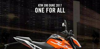 KTM 390 Duke dan 250 Duke Baru