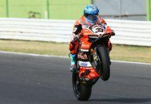 race 2 WSBK MIsano