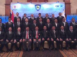 Pengurus IMI Pusat 2016 -2020