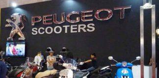 Promo Peugeot Scooters di Jakarta Fair