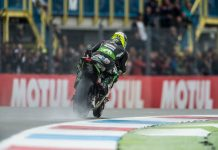 Taklukan Trek Basah, Johann Zarco Tercepat di Kualifikasi MotoGP Assen