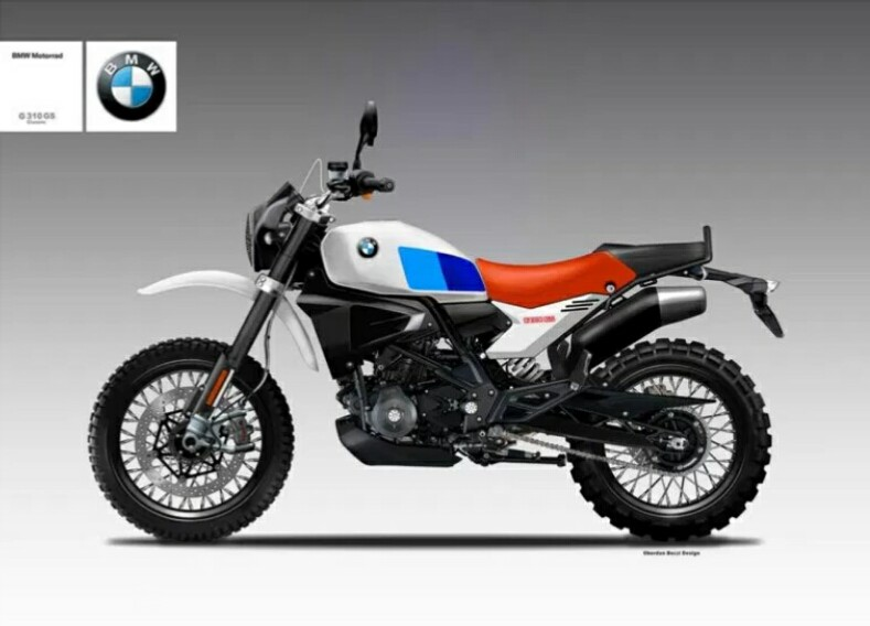 BMW Motorrad G310 Urban