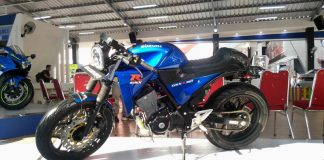 Motor-Motor Modifikasi Suzuki