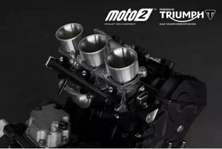 Triple 765 untuk Moto2 2019