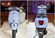 Selain Primavera Arcobaleno, Piaggio Indonesia Juga Bawa Sprint Limited Edition