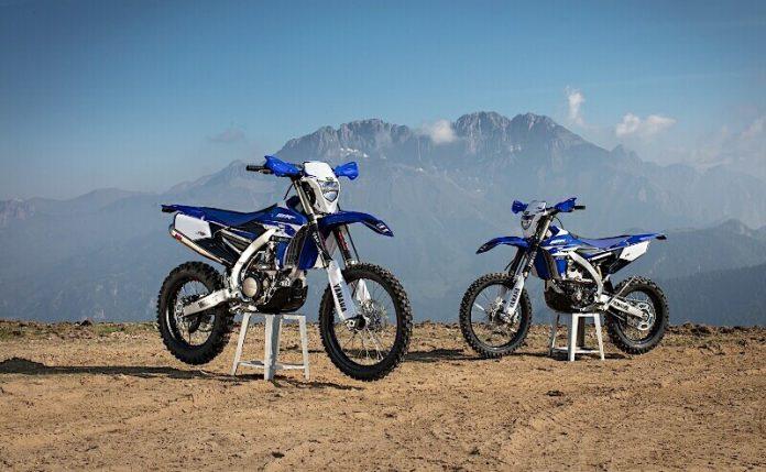 Produk Baru Yamaha WR450F dan WR250F EnduroGP
