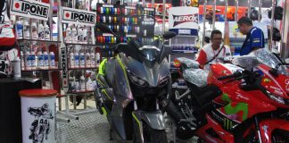 Yamaha XMax Modifikasi