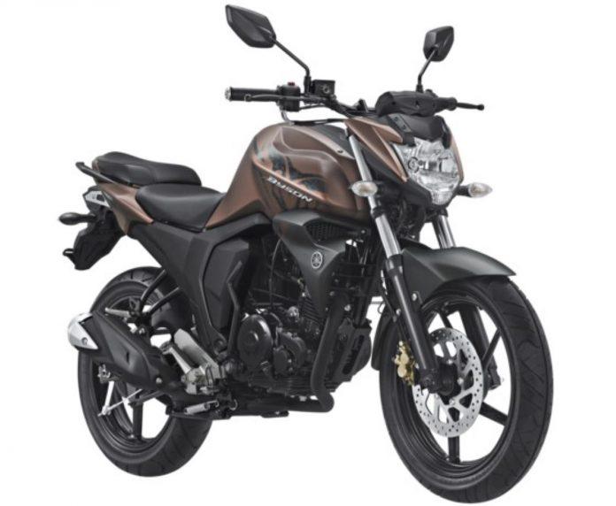 Tiga warna baru Yamaha Byson, Lebih Gagah