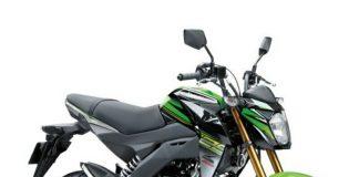 Model Baru Kawasaki Z125 Pro