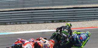 Rossi: Zarco Mencoba Memaksakan Race Line yang Sempit
