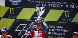 Juara di MotoGP catalunya