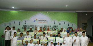 Pertamina Lubricants Gelar Peringatan Nuzulul Qur'an