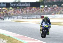 Masalah Rossi di MotoGP Catalunya