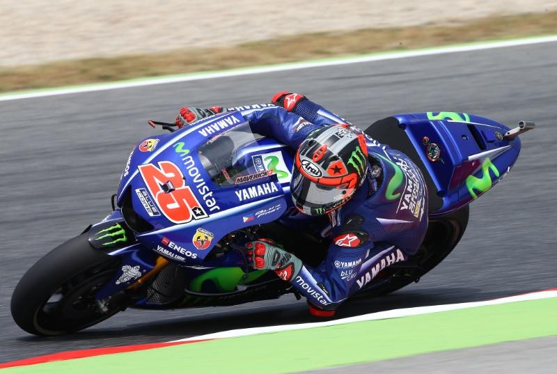 tes resmi MotoGP Catalunya