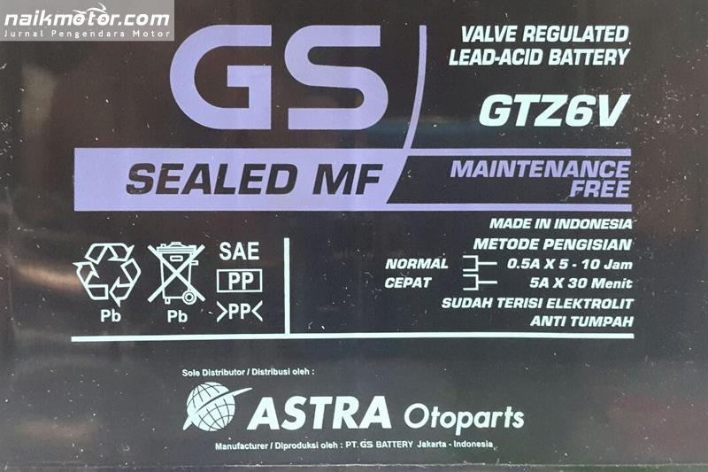 Aki GS Astra