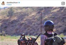 Beckham Touring Naik Motor Chopper