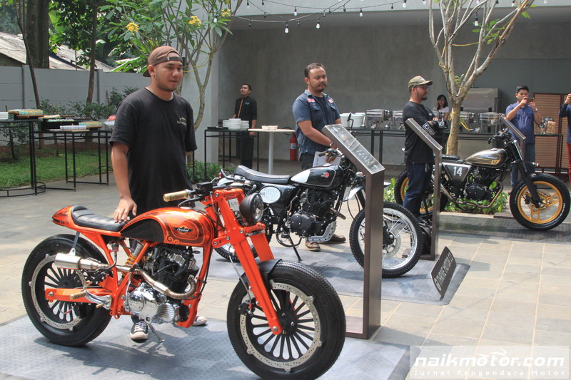 Custom Kit Motor Cleveland Cyclewerks Indonesia