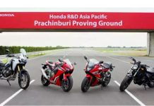 Proving Ground Honda Asia Pasifik di Thailand