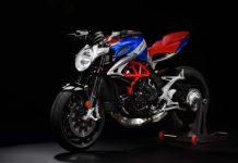 MV Agusta luncurkan motor edisi khusus