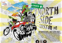 North Side Kustom 2017 Cirebon