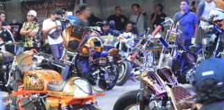 North Side Kustom Meletuskan Pontensi Penggiat Seni Kreatif Cirebon