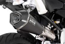 knalpot Remus Hypercone untuk BMW G310R .