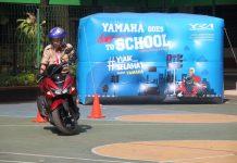 Pelatihan Safety Riding untuk Siswa