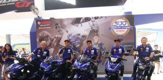 Yamaha merilis 5 model edisi khusus