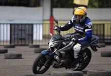Fun Riding Competition Yamaha