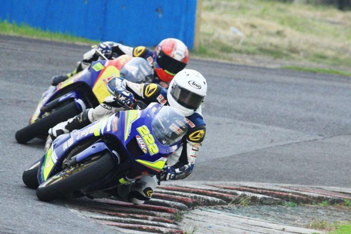 Rey Ratukore meraih podium pertama di Kelas Sport 250 Pro