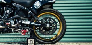 Indian Motorcycles Bikin Tinta Tattoo dari Sisa Ban Bekas Burn Out